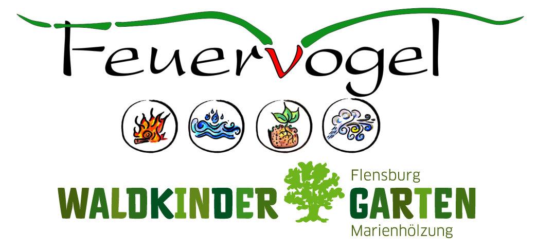 Veranstalter Feuervogel Genossenschaft für Naturpädagogik und in Zusammenarbeit mit dem Waldkindergarten Flensburg