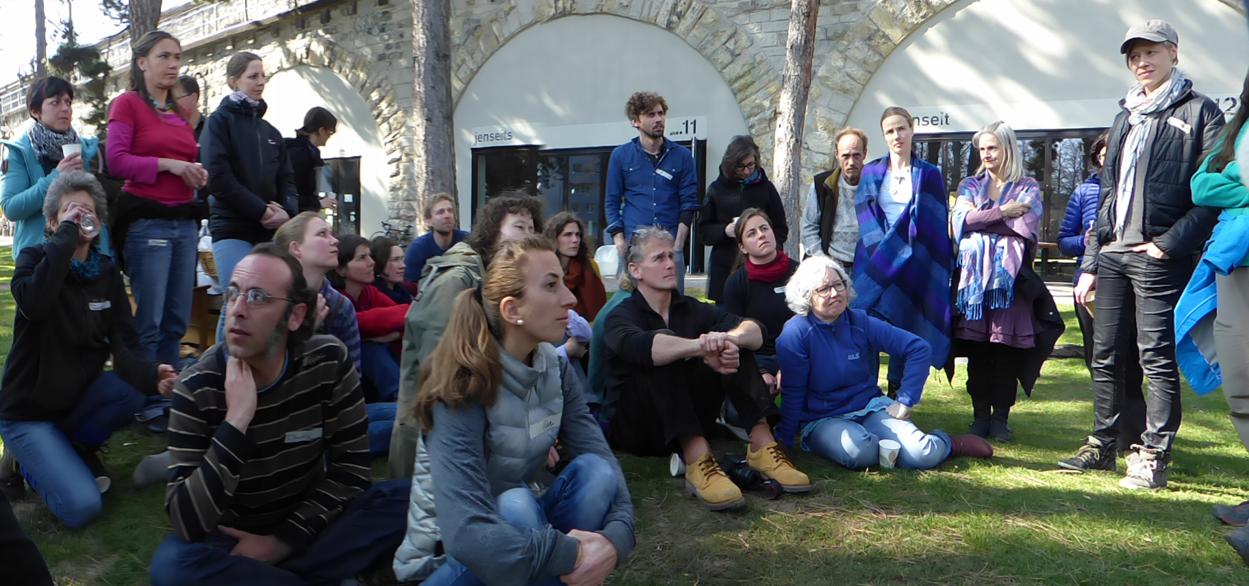 Die Mitglieder und Teilnehmer denken und gestalten eine gemeinsame Zukunft für den Verband