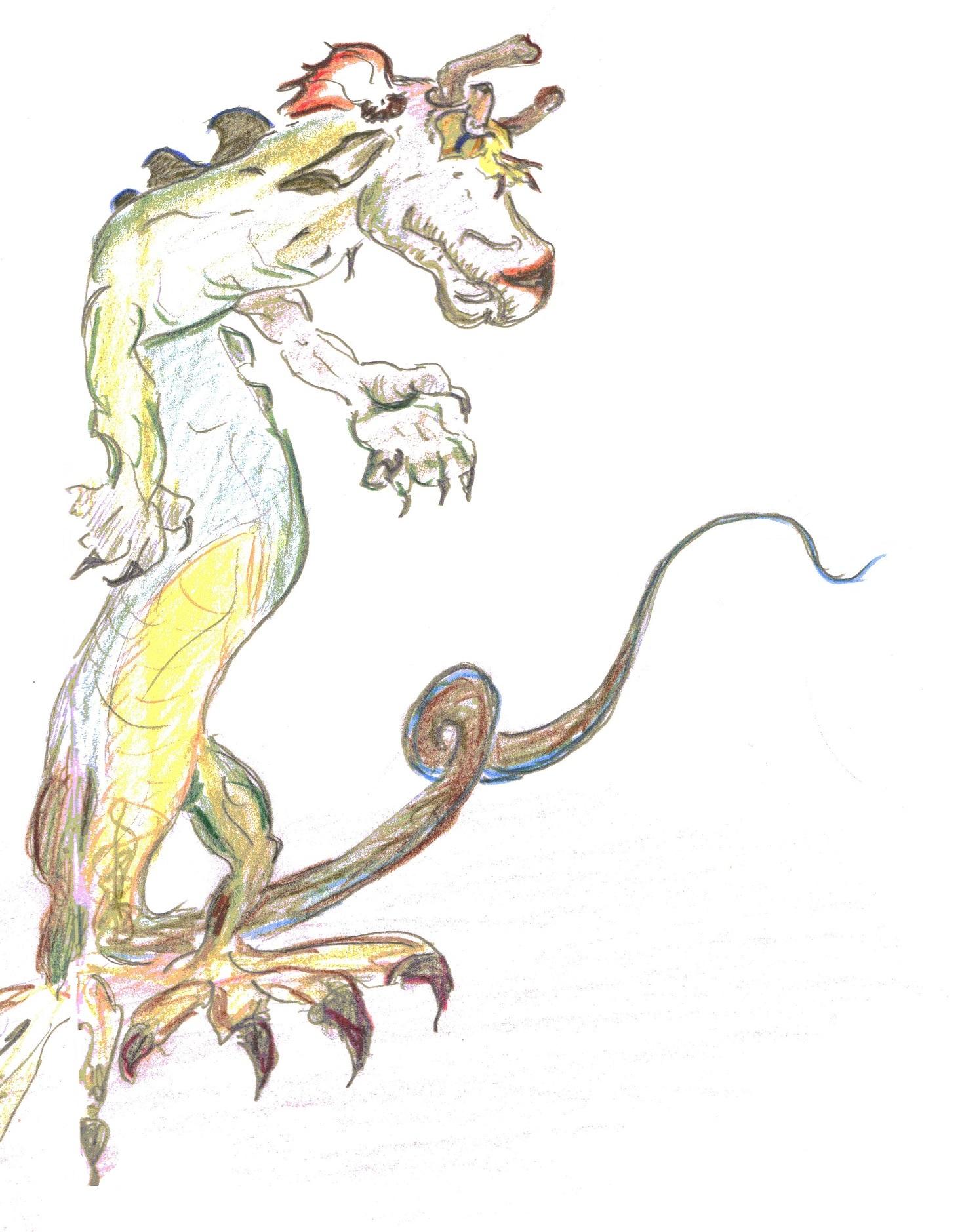 Zeichnung Christoph Lang
