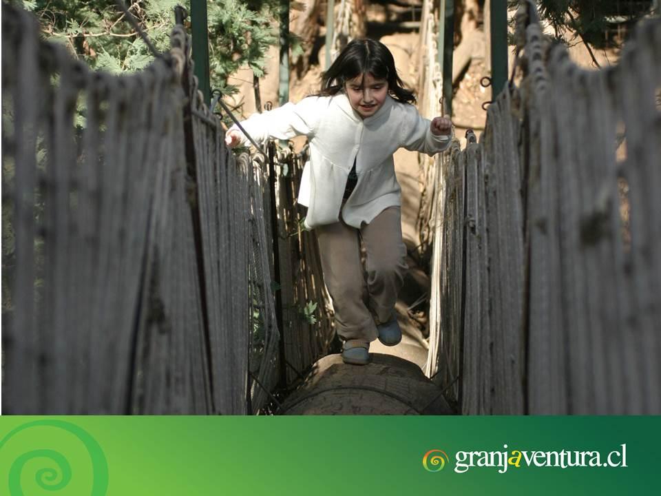 """""""El espacio en Granjaventura ofrece múltiples posibilidades, donde los niños pueden experimentar jugando. Por eso según Matías Knust es unlugar ideal para comenzar un Jardín Infantil en la Naturaleza"""""""