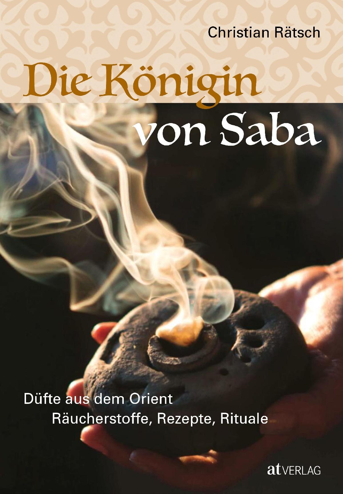 Buchcover - Königin von Saba