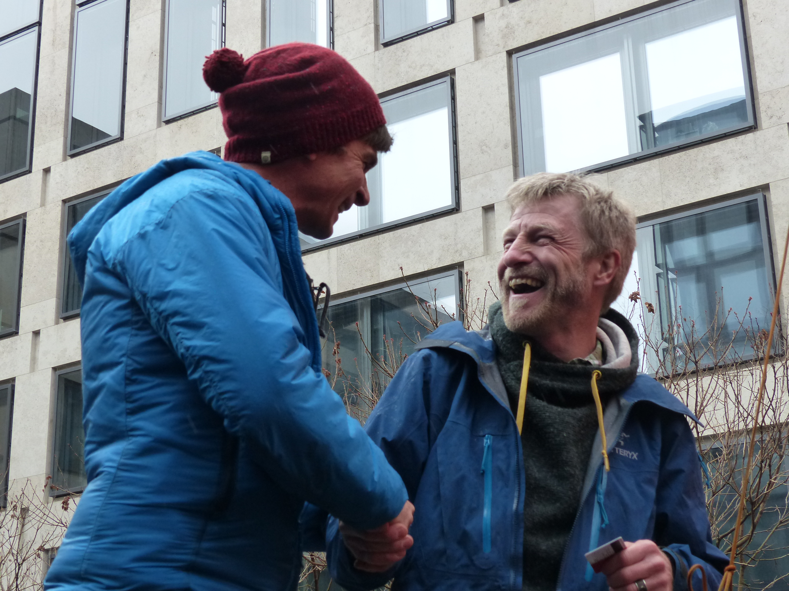 Reto Bühler und René Kämmerer, Es sind die Geschichten von Abenteuer, die sich Menschen erzählen...