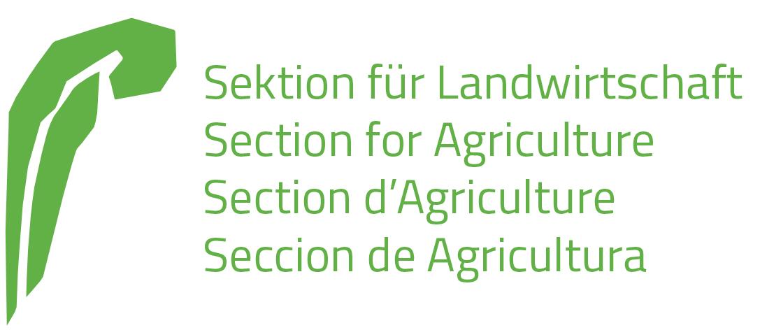 Homepage der Sektion für Landwirtschaft