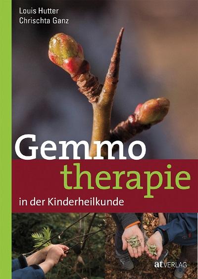 """Das Buch """"Gemmotherapie"""" erschienen im AT Verlag"""