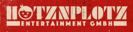 Hotz'n'Plotz Entertainment plant, koordiniert und organisiert öffentliche wie auch geschlossene Anlässe