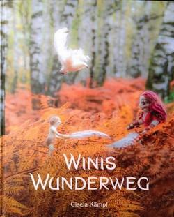 Buchcover Winis Wunderweg von Gisela Kämpf