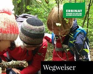 """Die Broschüre """"Wegweiser"""" von ERBINAT"""