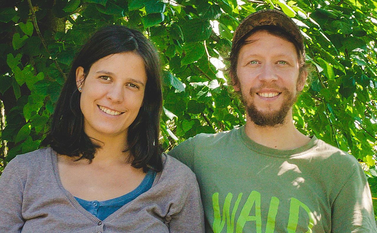 Die Autoren Lynn Lausen und Arne Winter